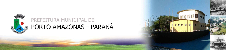 Prefeitura Municipal de Porto Amazonas – Paraná